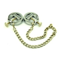 Nipple Clamps New Design Sex Toy Nipple Clamp Breast Clips Squeezer Teaser