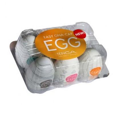 Men's Masturbating Eggs (6pcs) Cheap Price Wholesale Male Sex Toys Masturbator