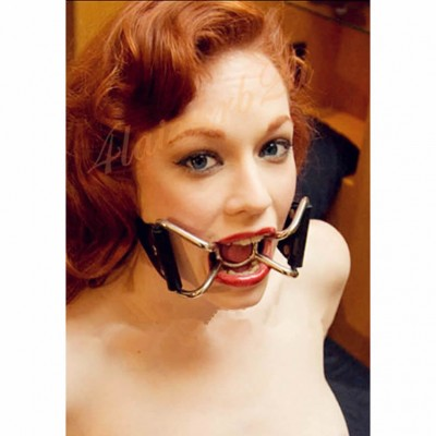 Butterfly Mouth Gag Stainless Steel