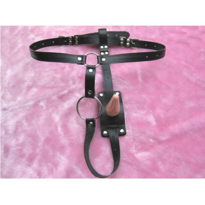 Female Chastity Belt With Anal Plugs Wholesale