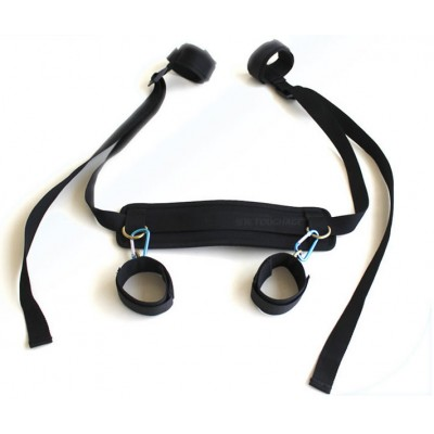 Sex Leg Ankles Spreader Sling Fetish Sex Swing Handcuffs Detachable