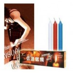 Low Temperature Wax Candle (3 Pcs) 02