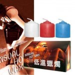 Low Temperature Wax Candle (3 Pcs) 01