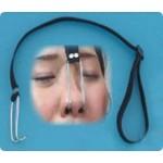BDSM Bondage Gear Nose Hook Restraint Sex Product Gag with Ring Belt