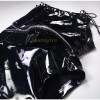 Sexy Men Lingerie Wild Male PVC Boxer Male Latex Shorts Faux Leather Brief