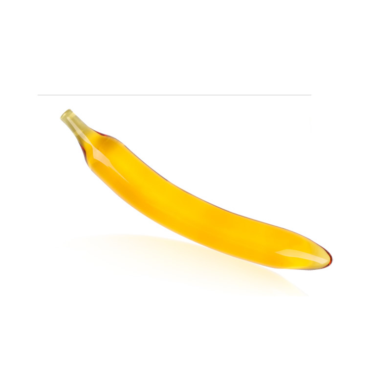 Banana fruit dildo sex fetish