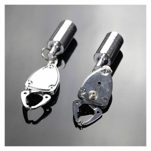 Heavy nipple clamp, heavy clitoris clamp, bdsm labia clamp