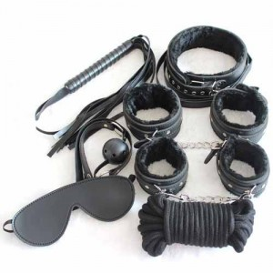 bondage gear 7 pcs pack.