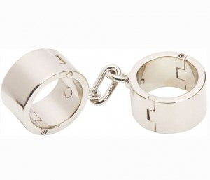 heavy wrist cuffs