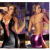 sexy backless lingerie, female sexy costume, women backless dress