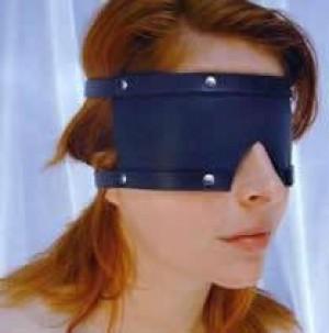 New design leather blinder.