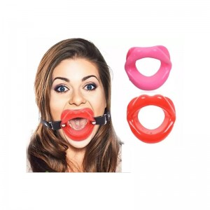 Bondage mouth gag, bdsm ball gag, mouth open gag