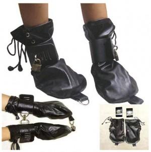 BDSM Toys Dog Slave Paw Gloves