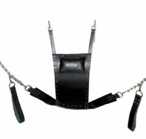 leather sex swings