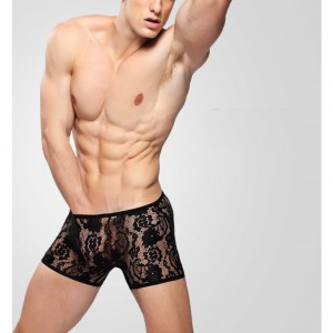 male lace lingerie, men lace lingerie, male lace shorts