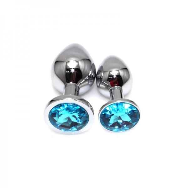 Medium Size Jewelry Anal Plug