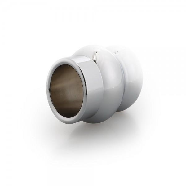 Hollow anal peeper, metal anal enema, metal vagina dilator