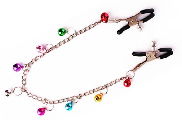 nipple clamp with bells
