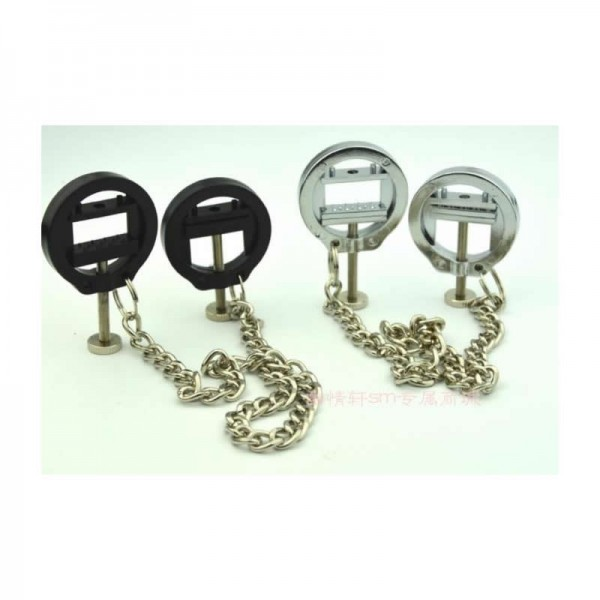 Round shape nipple clamps, new nipple clamps, nipple squeezer