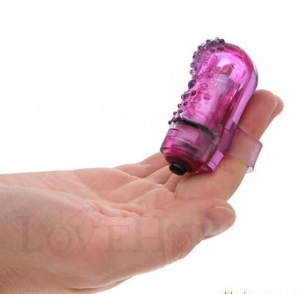 Mini finger vibrator.