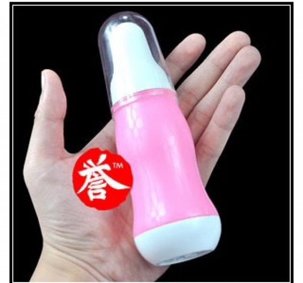 Milk bottle vibrator.