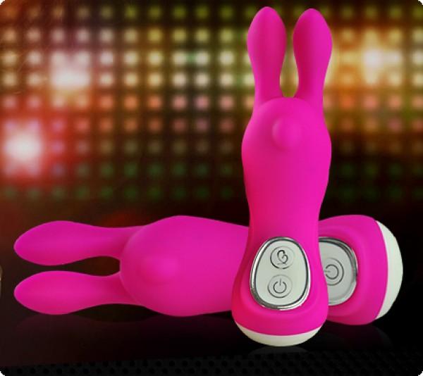 Silicone Rabbit Massager