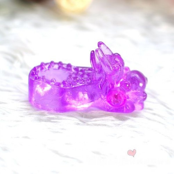Dragon head vibrating penis ring.