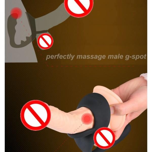 Male g-spot massager, male prostate massager, male prostate stimulator