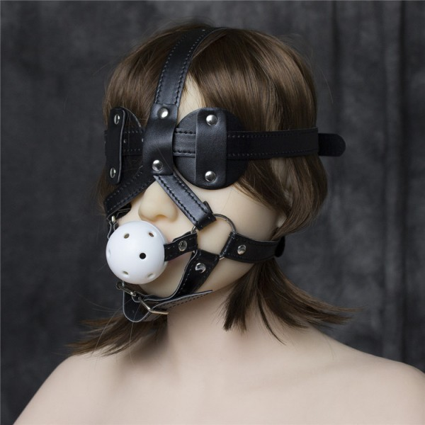 Bondage Mouth Gags, Mouth Gags Harness, bondage head harness