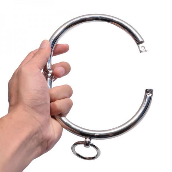 metal slave collar