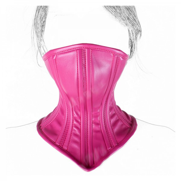 neck collar mask, covering chin collar, covering mouth collar