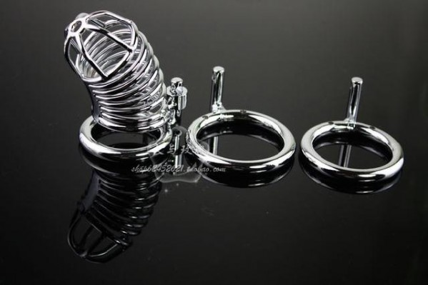 metal chastity device, steel chastity device