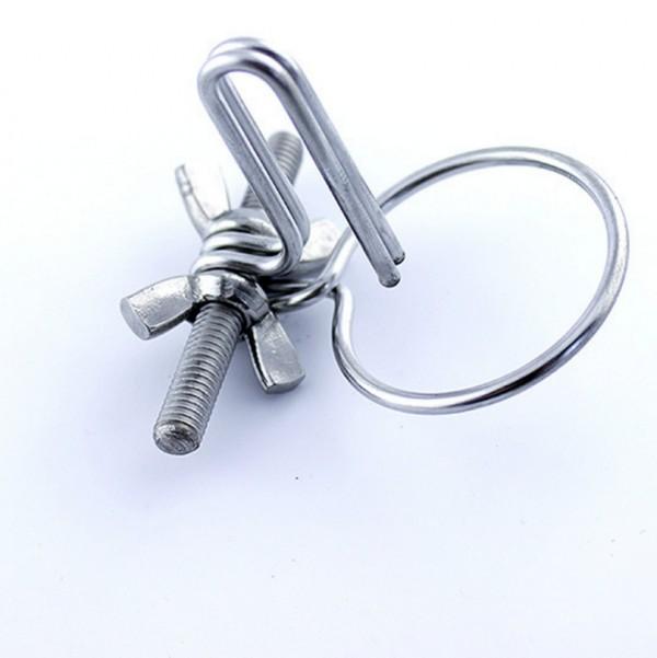 Steel Urethral Dilator, Urethra BDSM Equipment, Urethra BDSM device