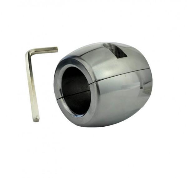 Heavy Scrotum BDSM, Scrotum BDSM Gear, Steel Scrotal Ring