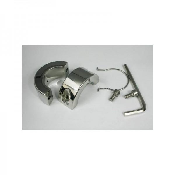 Testicle Bondage Gear, scrotal bdsm gear, scrotum sex toy