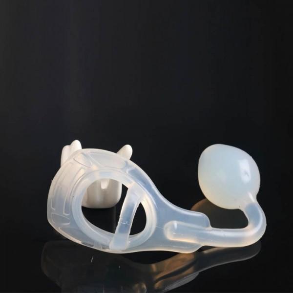 male g-spot stimulator, scrotum anal ring, scrotum bondage gear