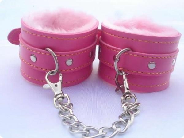 bondage velvet cuffs, velvet leather wrist cuffs, velvet leather cuffs