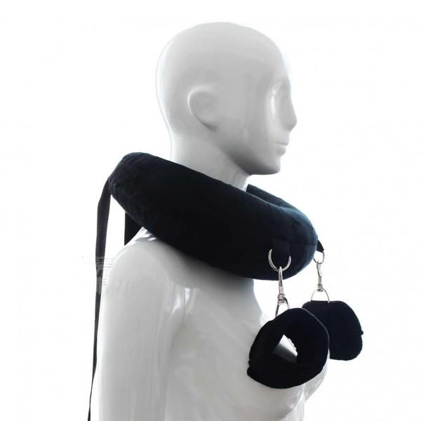 bondage pillow belts, sex pillow straps, wrist ankle bondage