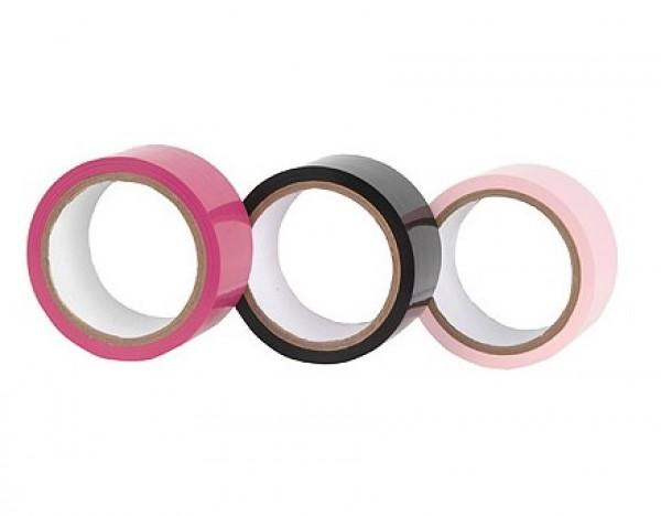 multi color bondage tape.