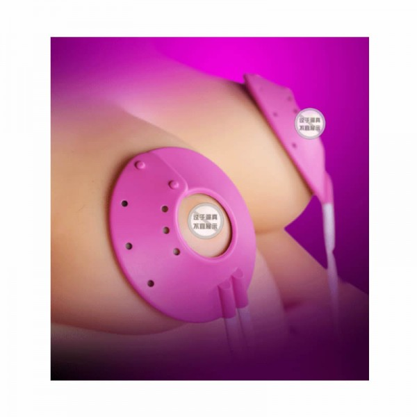 Electrical Sex Toys Accessories, electric breast pads, electric nipple pads