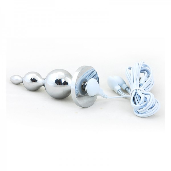 electrical sex toy accessories, electric anal plug, electrical butt plugs