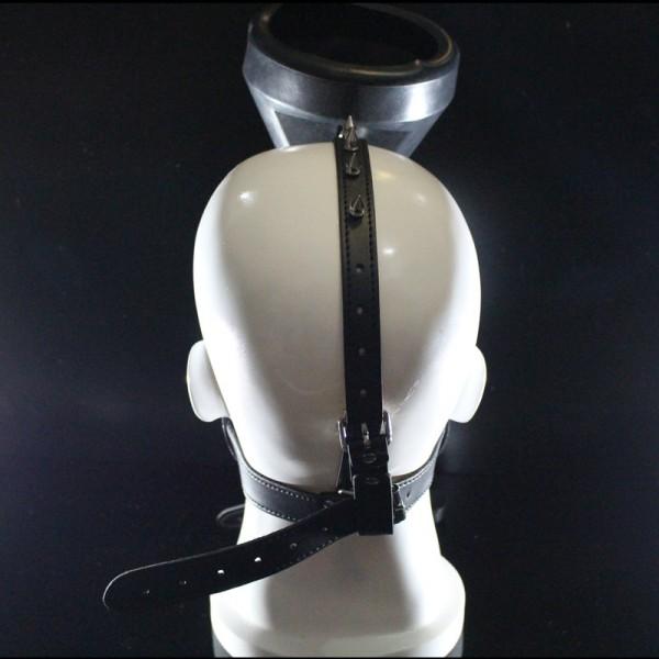 irrigation bdsm gear, mouth irrigating system, irrigation mouth gag