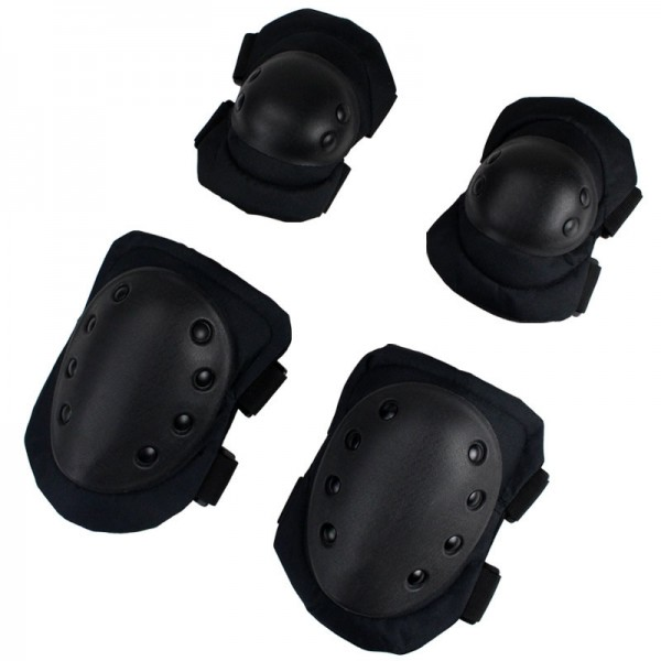 crawling knee pads, crawling elbow pads, slave knee pads