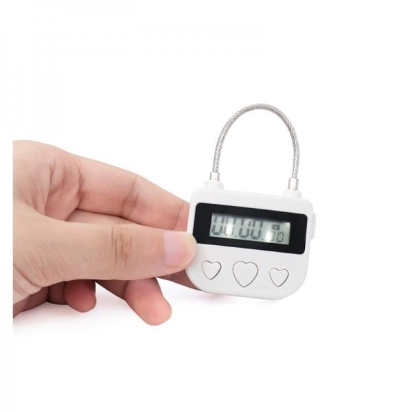 Bondage timing lock, bondage gear timer, BDSM timing lock