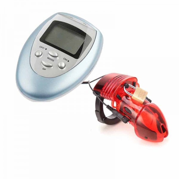 electro sex toy, electro chastity device, electro cb6000s