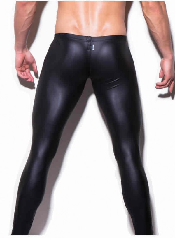 men leather dancing pants, male sexy leather tights, male sexy leather pants